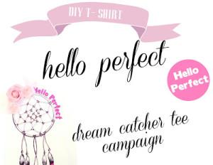 hello perfect campaign