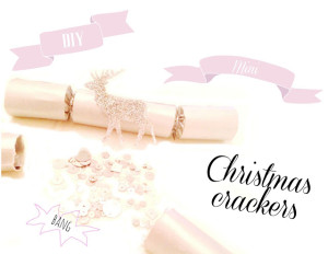 mini christmas crackers tutorial