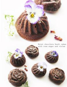 moist chocolate bundt cakes