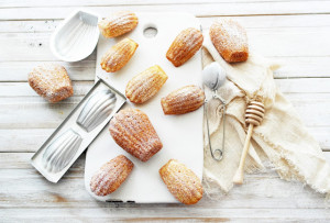madeleines (authentic french recipe from laduree)