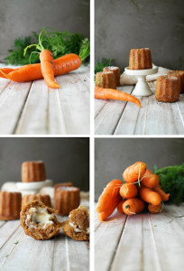 inside out carrot cakes