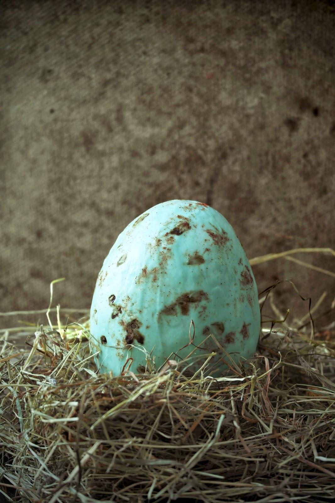 Speckled Robin Egg Cake Twigg Studios