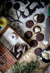 rye flour brandy butter oreos and harvey nichols hamper review