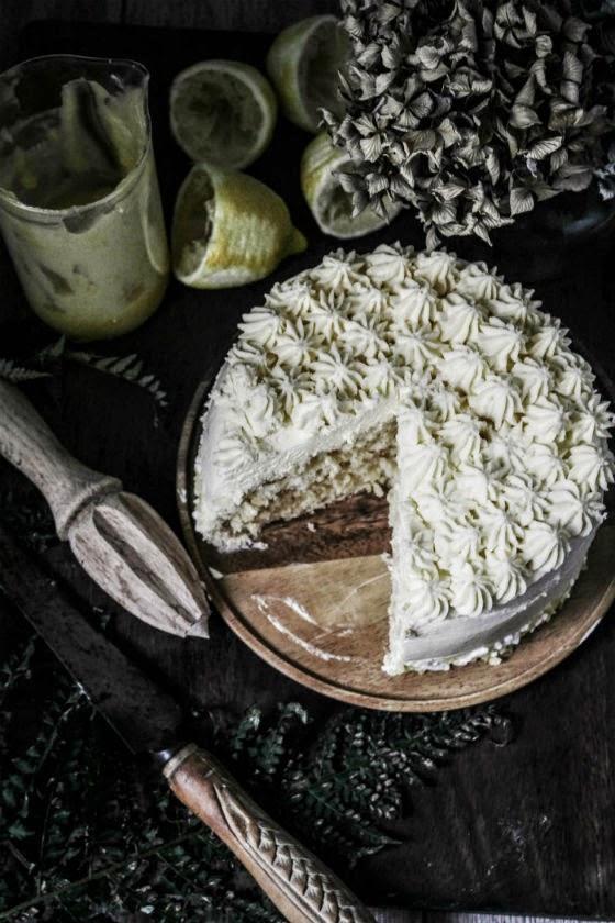 Lemon Lovers Dream Cake