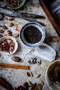 easy homemade teabags christmas gift idea