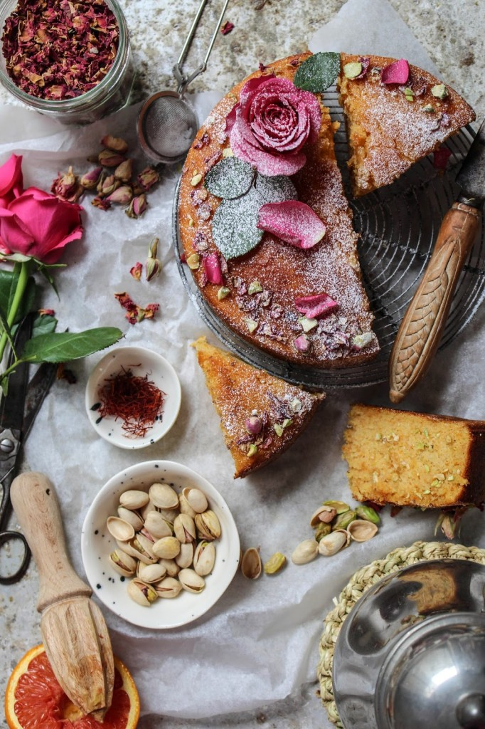 A Persian Love Cake Of Sorts For Your Valentine Twigg