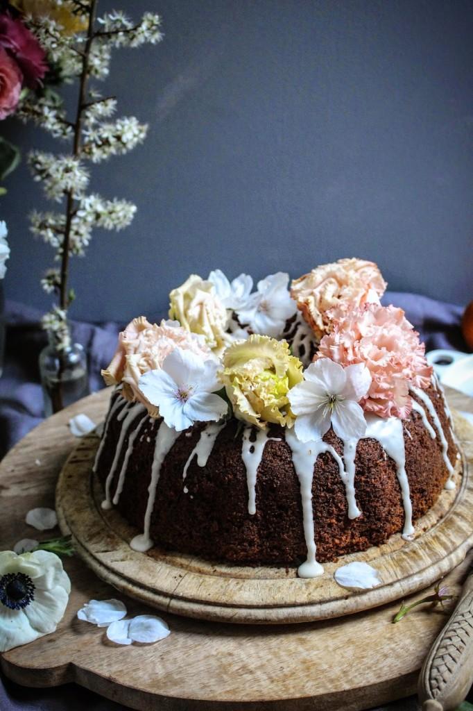 Violet Bakery Carrot Cake