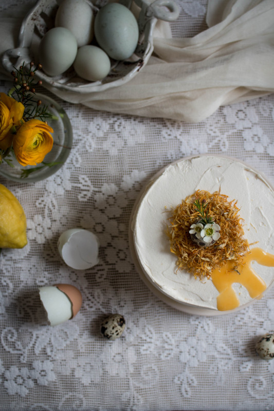 lemon poppy seed cake with honey black tea frosting-1-22