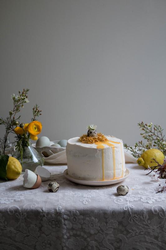 lemon poppy seed cake with honey black tea frosting-1-24