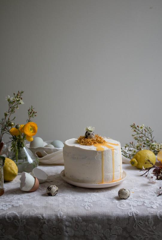 lemon poppy seed cake with honey black tea frosting-1-26