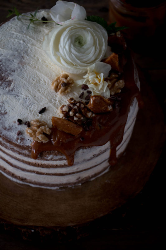 mocha cake with miso buttermilk caramel-1-12