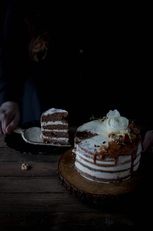 mocha cake with miso buttermilk caramel-1-9-1