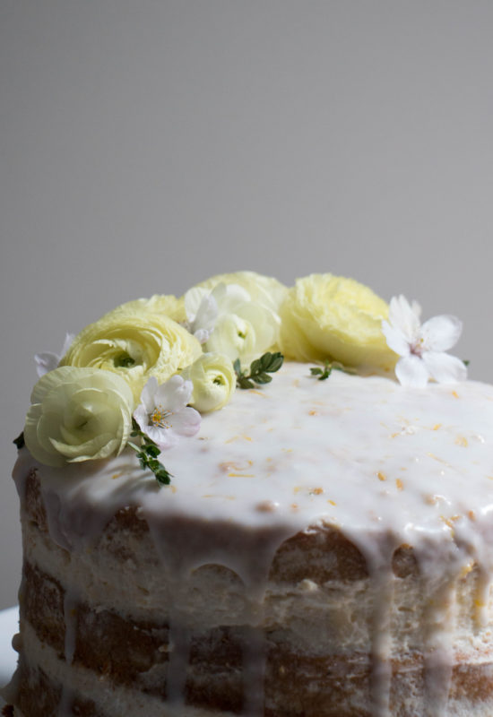 zuccini lemon cake with goats cheese frosting-1-16