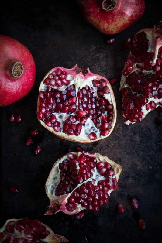 chestnut-cookies-with-pomegranate-glaze-1-14