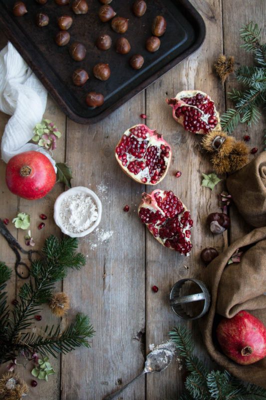 chestnut-cookies-with-pomegranate-glaze-1-15