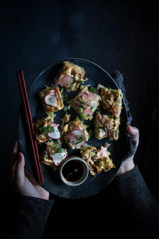 brussel sprout okonomiyaki