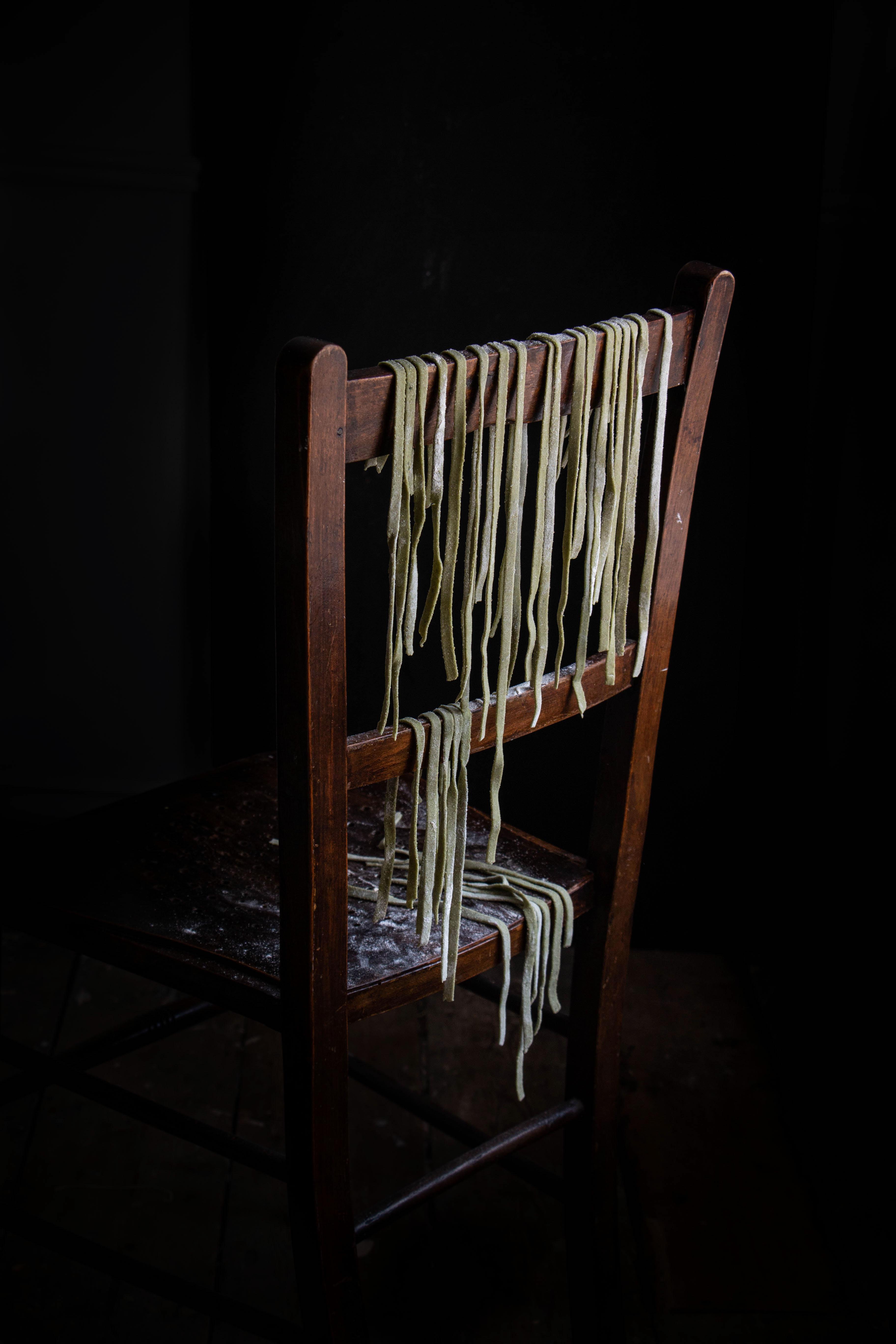 matcha pasta