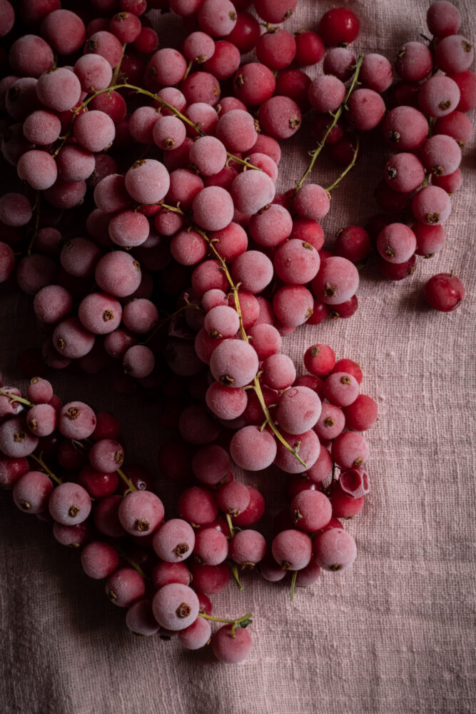 red currents